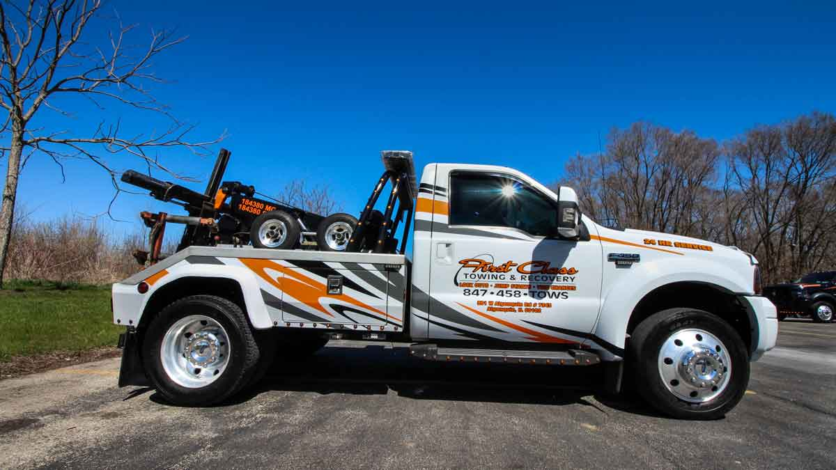 Local Towing Service Algonquin