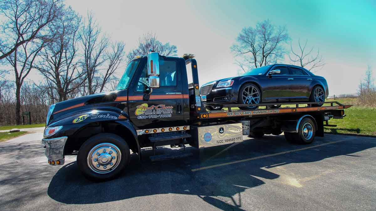 Cheap Towing McHenry, IL