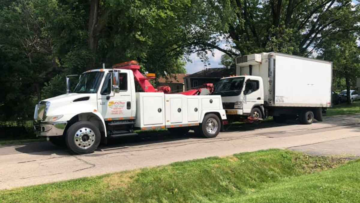 Work Truck Towing Wauconda, IL